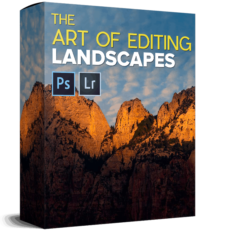 The Art of Editing Landscapes